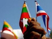 Tailandia y Myanmar fomentan lazos militares