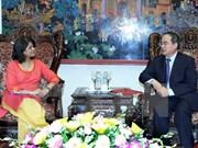 Vietnam desea continuar recibiendo ayuda de ONU en para realizar metas de desarrollo