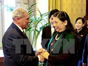 Vietnam atesora asociación estratégica con Italia, afirma subtitular parlamentaria