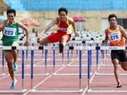 En Ciudad Ho Chi Minh campeonato juvenil asiático de atletismo 2016