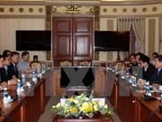 Interesada empresa singapurense en inversión en Vietnam