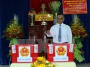 Otras seis provincias vietnamitas publican resultados de elecciones