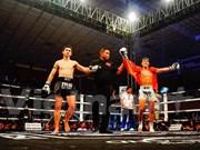 Gana Vietnam cinco medallas en campeonato mundial de boxeo tailandés