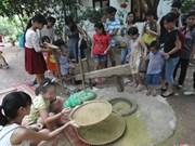 En Hanoi amplias actividades en saludo al Día Internacional del Niño