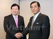 Vietnam maximizará condiciones para éxito de empresas japonesas, afirma vicepremier