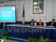 Efectúan foro empresarial Vietnam-Argelia
