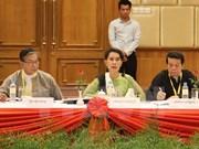 Myanmar establece comités para impulsar proceso de paz