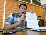 Presidente electo de Filipinas nomina miembros de gabinete