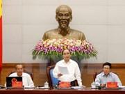 Gobierno vietnamita debate medidas estabilizadoras de precios en 2016
