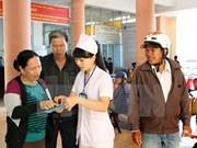 Provincia vietnamita amplía cobertura de seguro médico