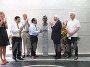Trazas de Olof Palme en Hospital Pediátrico Central de Vietnam