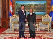 Refuerzan cooperación entre Ciudad Ho Chi Minh y localidades camboyanas