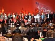 Vietnam asiste al 37 Congreso del Partido Comunista de Francia