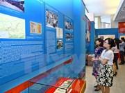 Abierta exposición sobre el camino de liberación nacional de Ho Chi Minh