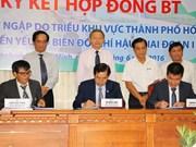 Proyecto millonario para prevenir inundaciones en Ciudad Ho Chi Minh