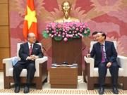 Vietnam saluda desarrollo de las relaciones con Japón