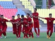 Vietnam gana medalla de bronce en torneo de fútbol sub 21