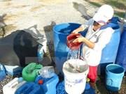 Casi dos mil millones de dólares movilizados para saneamiento rural en Vietnam