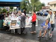 Registran en Indonesia consecutivos terremotos en última semana