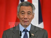 Primer ministro de Singapur visita Myanmar