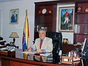 Embajador venezolano denuncia ataques mediáticos contra su país