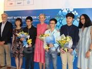 Iniciativa de prevención de fuga de agua con teléfonos inteligentes recibe premio
