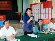Vicepresidenta vietnamita pide renovar movimientos de emulación patriótica