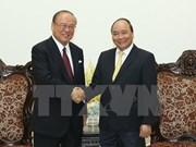 Satisfecho Vietnam por desarrollo de vínculos con Japón