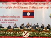 Comienza X Congreso del Frente laosiano de Construcción Nacional