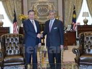 Vietnam y Malasia refuerzan cooperación contra delincuencia