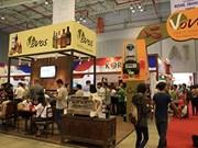 En Ciudad Ho Chi Minh Feria internacional de Café y Postres