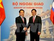 Vietnam y Laos fortalecen relaciones de solidaridad especial