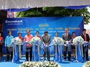 Sacombank Laos inaugura nueva filial en Champasak