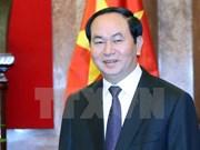 Prensa laosiana destaca próxima visita del presidente vietnamita a Laos