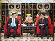 Vietnam apoya impulso de lazos entre sus provincias y Yunnan de China