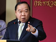 Tailandia prohíbe a Camisas Rojas abrir centros de supervisión para referendo