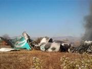 Myanmar: Tres muertos al caer un helicóptero militar