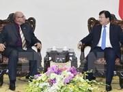 Dispuesto Vietnam a respaldar inversiones cubanas en transporte y construcción