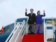 Presidente de Vietnam realiza visita estatal a Camboya