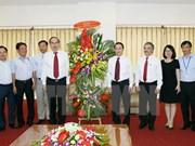 Exhortan a crear nueva fuerza motriz para progreso de prensa vietnamita