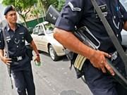 Malasia enjuicia a individuos por vínculos con el terrorismo