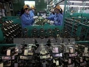 En alza exportación vietnamita de productos electrónicos