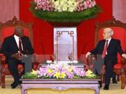 Líder partidista de Vietnam reitera respaldo a Cuba