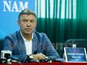 Jurgen Gede debuta como director ejecutivo del fútbol vietnamita