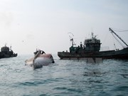 Indonesia hundirá a pesqueros extranjeros que faenan ilegalmente en sus mares