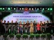 Países de ASEAN aprueban declaración sobre desarrollo común de ecoturismo