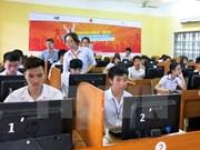 Vietnamitas participan en competencia internacional de informática
