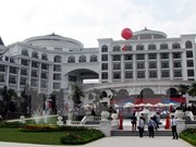 Comienza construcción de lujoso complejo turístico en Nghe An
