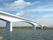 Nuevo puente impulsará la conexión interprovincial en centro de Vietnam