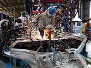 Hanoi obtiene alza de ocho por ciento en Índice de Producción Industrial